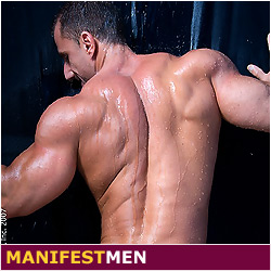 Manifest Men - Nude bodybuilders